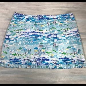 Lilly Pulitzer skirt. Size 6